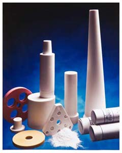 Hard Grinding of Ceramics - Extruded Ceramics - Cast Ceramics - Pressed Ceramics
